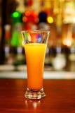 πορτοκάλι κοκτέιλ Στοκ εικόνες με δικαίωμα ελεύθερης χρήσης