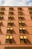 πορτοκάλι κτηρίου διαμε Στοκ Εικόνες