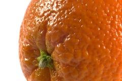 πορτοκάλι λεπτομέρειας Στοκ Εικόνες