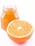 πορτοκάλι μαρμελάδας Στοκ φωτογραφίες με δικαίωμα ελεύθερης χρήσης