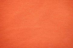 πορτοκάλι υφασμάτων Στοκ Εικόνες