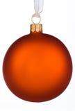πορτοκάλι Χριστουγέννων & Στοκ Εικόνες