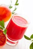 πορτοκάλι χυμού αίματος στοκ φωτογραφία με δικαίωμα ελεύθερης χρήσης