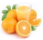 πορτοκάλι χυμού καρπών στοκ εικόνες με δικαίωμα ελεύθερης χρήσης