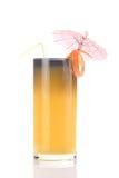 πορτοκάλι χυμού κοκτέιλ Στοκ εικόνα με δικαίωμα ελεύθερης χρήσης