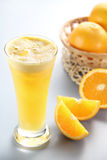 πορτοκάλι χυμού Στοκ Φωτογραφίες