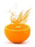 πορτοκάλι χυμού Στοκ φωτογραφίες με δικαίωμα ελεύθερης χρήσης
