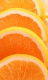 πορτοκάλι 3 ανασκόπησης Στοκ Εικόνα