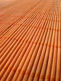 πορτοκάλι zen στοκ φωτογραφία