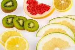 πορτοκάλια ασβεστών λεμονιών εσπεριδοειδών Στοκ φωτογραφίες με δικαίωμα ελεύθερης χρήσης