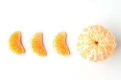 Πορτοκάλια κινεζικής γλώσσας Στοκ φωτογραφία με δικαίωμα ελεύθερης χρήσης