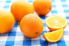 πορτοκάλια ώριμα Στοκ Φωτογραφία