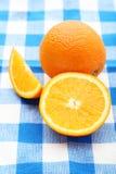 πορτοκάλια ώριμα Στοκ εικόνα με δικαίωμα ελεύθερης χρήσης