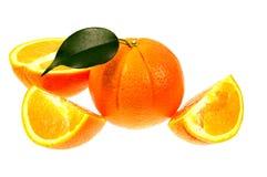 Πορτοκάλια. Στοκ εικόνα με δικαίωμα ελεύθερης χρήσης