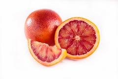 Πορτοκάλι αίματος Στοκ Φωτογραφία