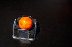 Πορτοκάλι ελεύθερο στοκ εικόνες