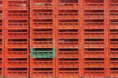 πορτοκάλι κλουβιών Στοκ Εικόνα