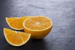 πορτοκάλι νωπών καρπών Στοκ φωτογραφία με δικαίωμα ελεύθερης χρήσης