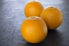 πορτοκάλι νωπών καρπών Στοκ Φωτογραφίες
