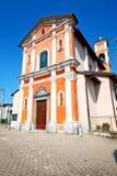 πορτοκάλι στην Ιταλία και το μάρμαρο Στοκ φωτογραφία με δικαίωμα ελεύθερης χρήσης