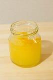 Πορτοκάλι στη σόδα Στοκ φωτογραφίες με δικαίωμα ελεύθερης χρήσης