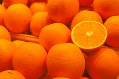 Πορτοκάλι Στοκ Φωτογραφία