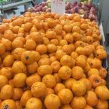 Πορτοκάλι Στοκ εικόνες με δικαίωμα ελεύθερης χρήσης