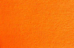 Πορτοκάλι terrycloth στοκ φωτογραφία με δικαίωμα ελεύθερης χρήσης