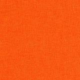 Πορτοκαλί έγγραφο με το πρότυπο Στοκ Εικόνα