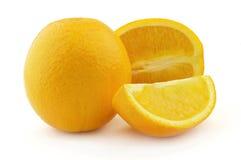 πορτοκαλί γλυκό Στοκ Φωτογραφία