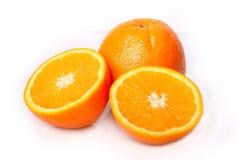 πορτοκαλί γλυκό Στοκ Εικόνα