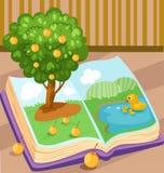 πορτοκαλί δέντρο ελεύθερη απεικόνιση δικαιώματος
