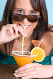 πορτοκαλί καλοκαίρι κο Στοκ φωτογραφία με δικαίωμα ελεύθερης χρήσης