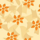 πορτοκαλί κεραμίδι λου& Στοκ φωτογραφίες με δικαίωμα ελεύθερης χρήσης