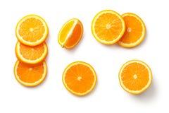 πορτοκαλί λευκό ανασκόπ&e Στοκ Φωτογραφία