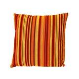 πορτοκαλί μαξιλάρι Στοκ Εικόνες