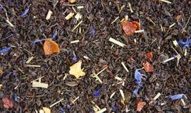 πορτοκαλί μαύρο τσάι Στοκ Εικόνες