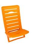 πορτοκαλί πλαστικό εδρών Στοκ φωτογραφίες με δικαίωμα ελεύθερης χρήσης
