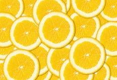 Πορτοκαλί πρότυπο Στοκ εικόνα με δικαίωμα ελεύθερης χρήσης