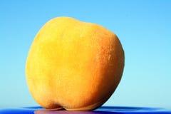 πορτοκαλί ροδάκινο Στοκ εικόνα με δικαίωμα ελεύθερης χρήσης