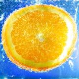 πορτοκαλί σπινθήρισμα Στοκ φωτογραφία με δικαίωμα ελεύθερης χρήσης