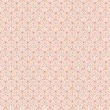 Πορτοκαλί σχέδιο υποβάθρου σχεδίων διαμαντιών χρώματος Στοκ φωτογραφία με δικαίωμα ελεύθερης χρήσης