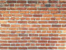 Πορτοκαλί υπόβαθρο σύστασης τουβλότοιχος Grunge Στοκ εικόνα με δικαίωμα ελεύθερης χρήσης