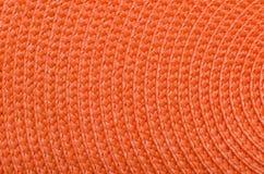 Πορτοκαλί Raffia Στοκ φωτογραφία με δικαίωμα ελεύθερης χρήσης