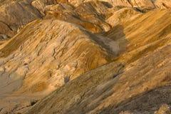 Πορτοκαλιά έρημος στοκ εικόνες