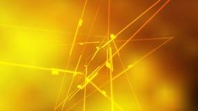Πορτοκαλιά ανασκόπηση απεικόνιση αποθεμάτων