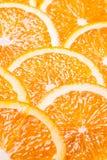 πορτοκαλιά δαχτυλίδια μ Στοκ φωτογραφίες με δικαίωμα ελεύθερης χρήσης