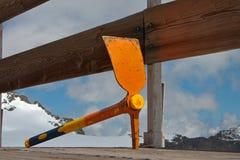 Πορτοκαλιά επιλογή Στοκ εικόνες με δικαίωμα ελεύθερης χρήσης