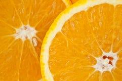 πορτοκαλιά ηλιοφάνεια Στοκ Φωτογραφίες