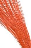 πορτοκαλιά καλώδια Στοκ φωτογραφία με δικαίωμα ελεύθερης χρήσης